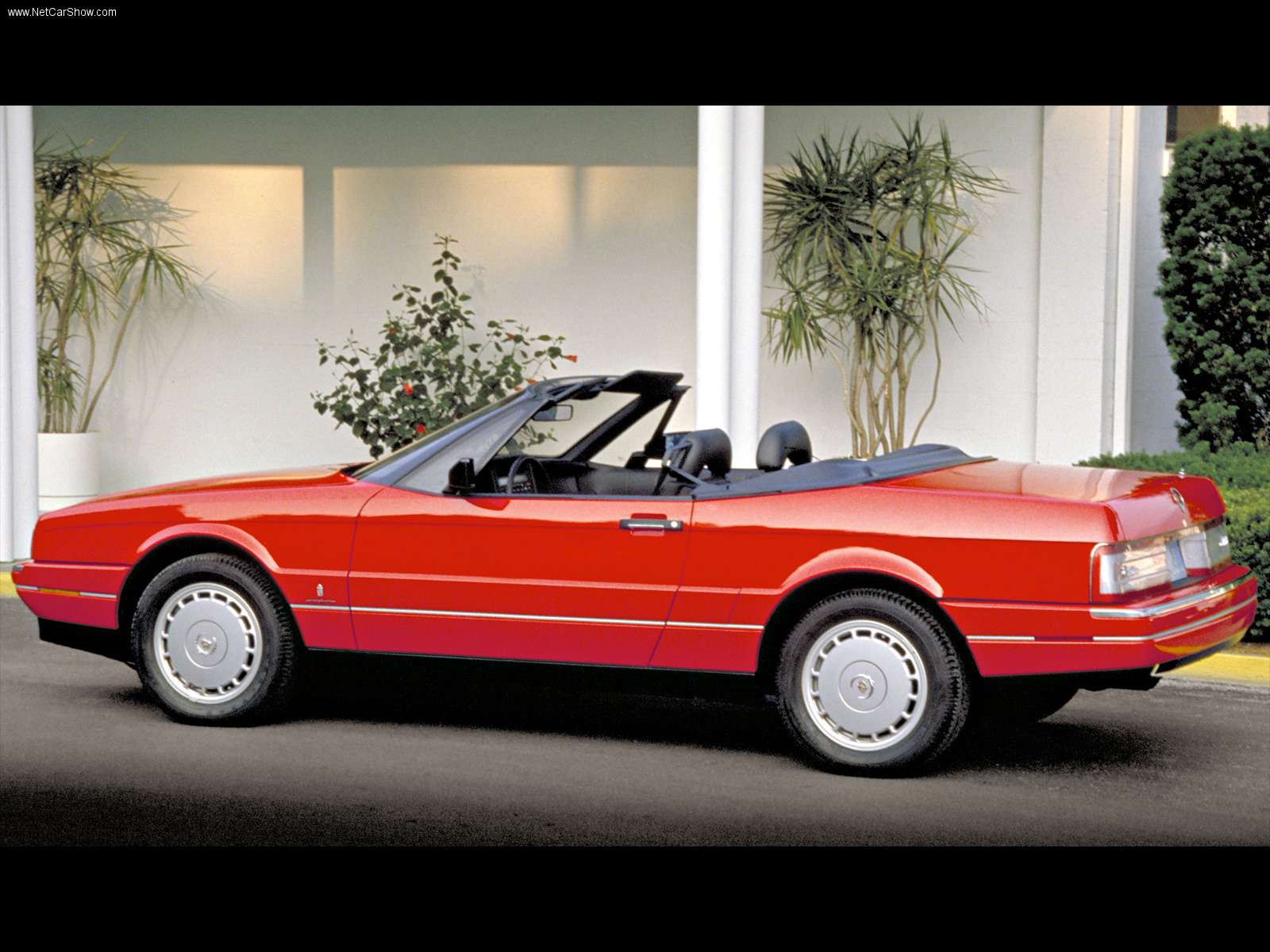 Pictures of cadillac allante