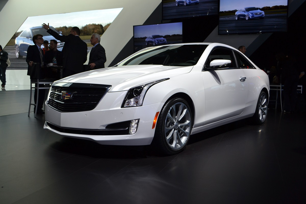 2015 cadillac ats pictures information and specs auto. Black Bedroom Furniture Sets. Home Design Ideas
