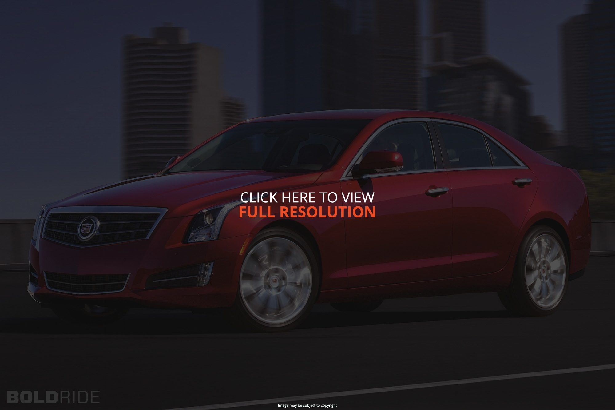 Pictures of cadillac ats