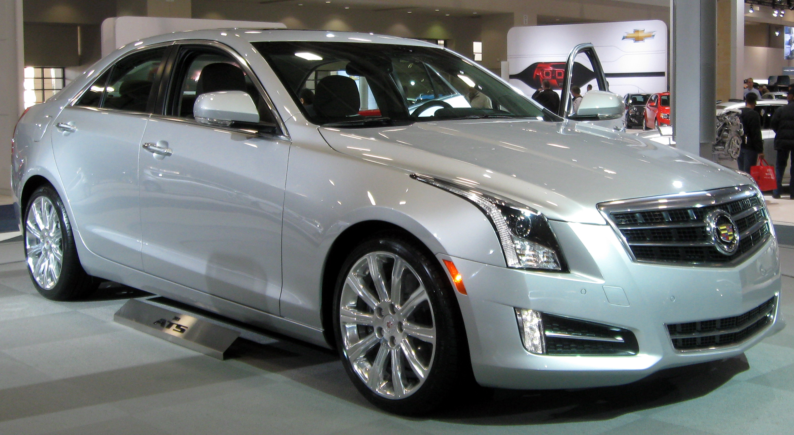 Pictures of cadillac ats #14