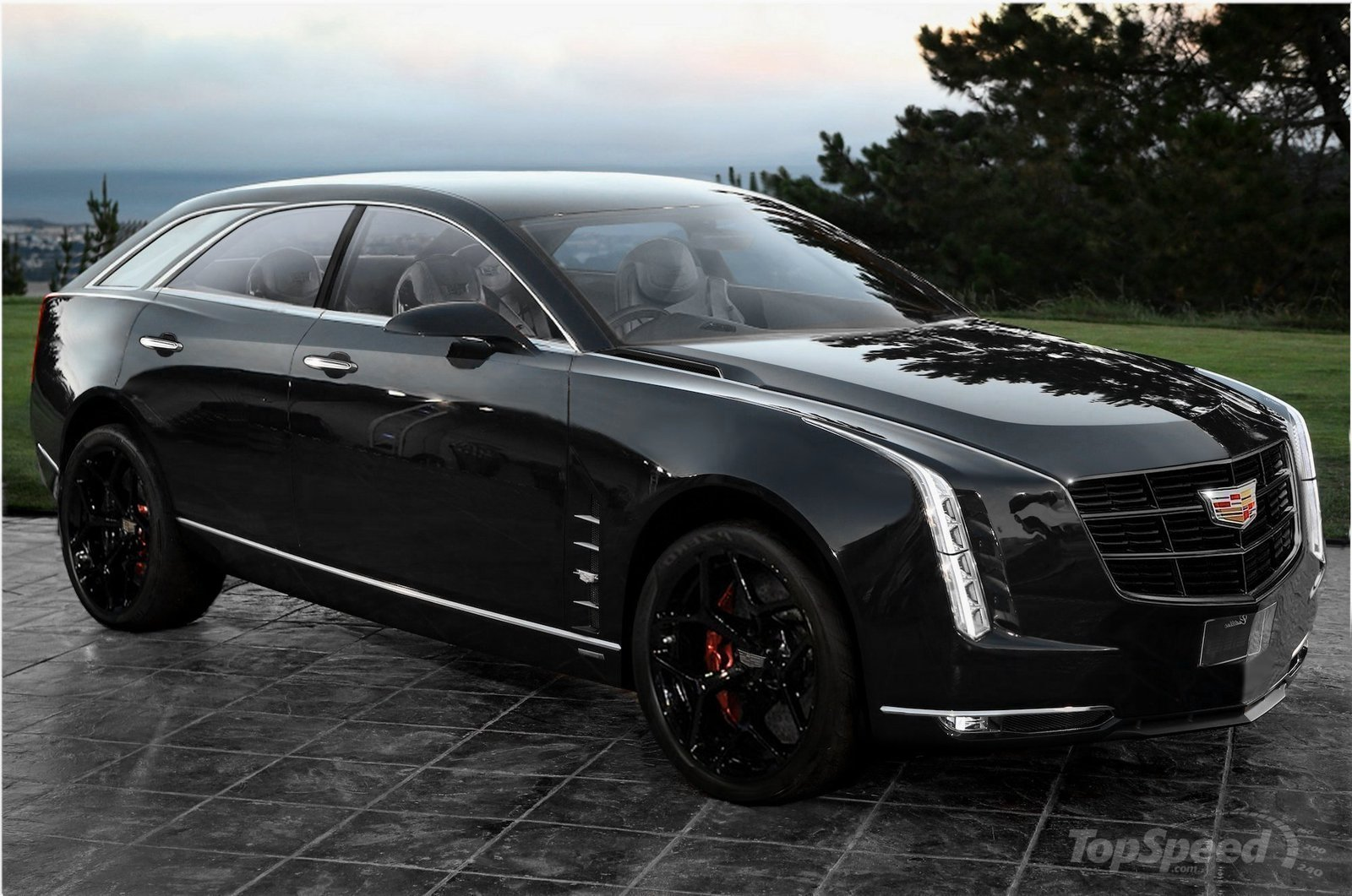 2016 cadillac bls pictures information and specs auto. Black Bedroom Furniture Sets. Home Design Ideas