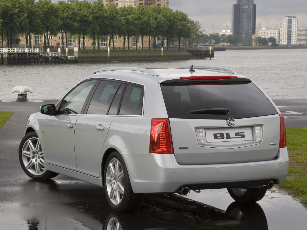 2014 cadillac bls wagon pictures information and specs auto. Black Bedroom Furniture Sets. Home Design Ideas