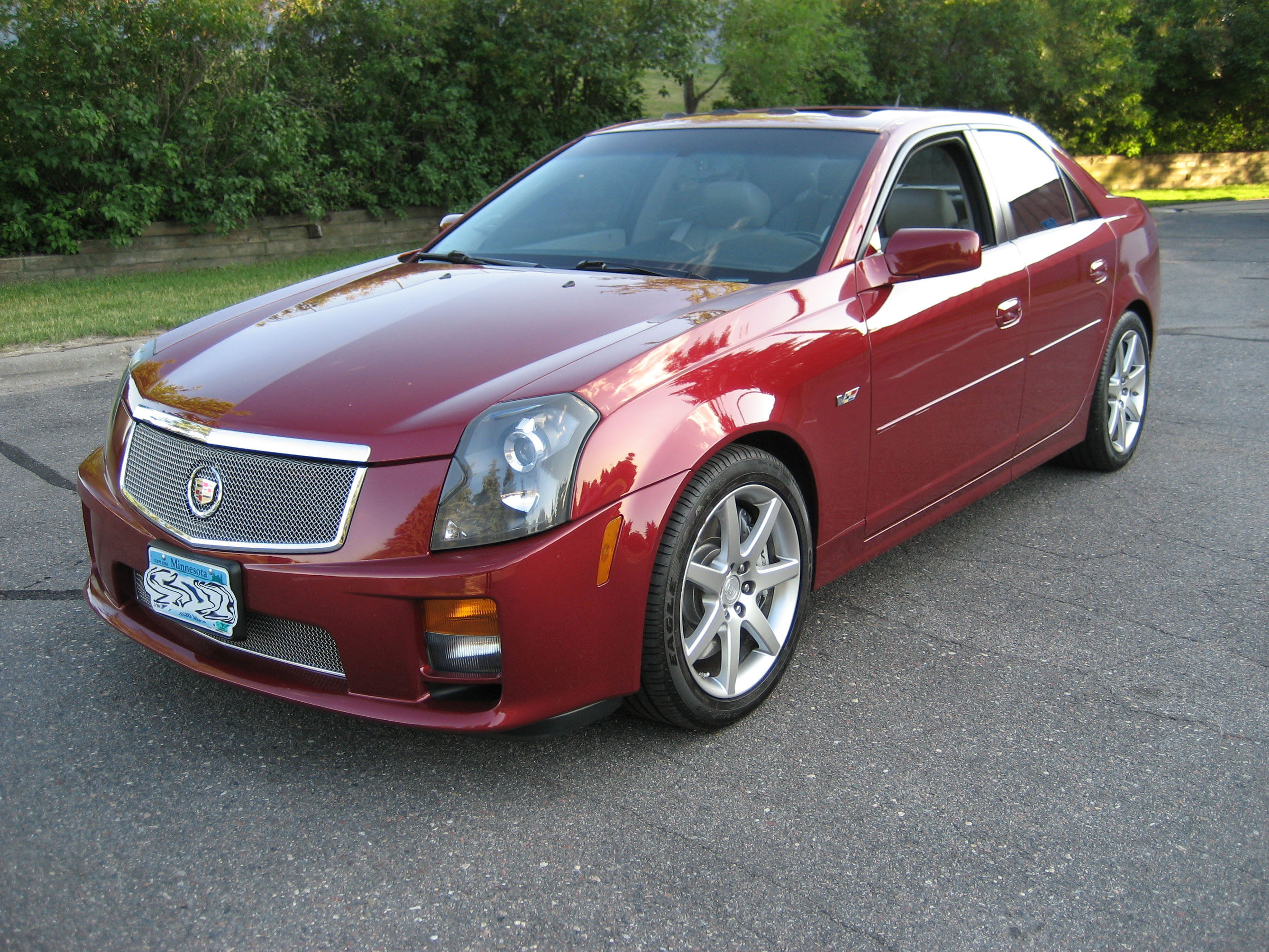Pictures of cadillac cts 2005