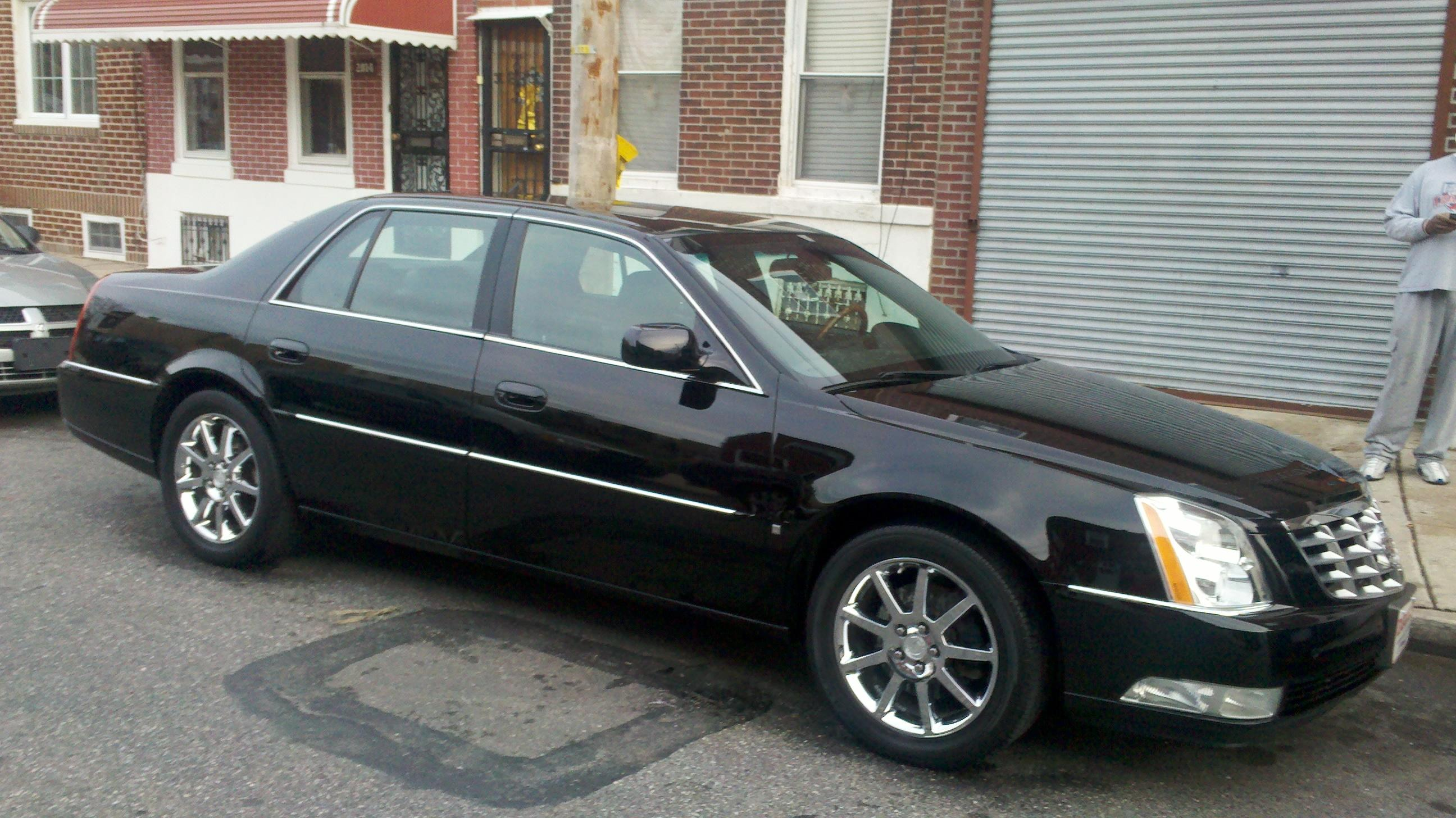 Pictures of cadillac dts #6
