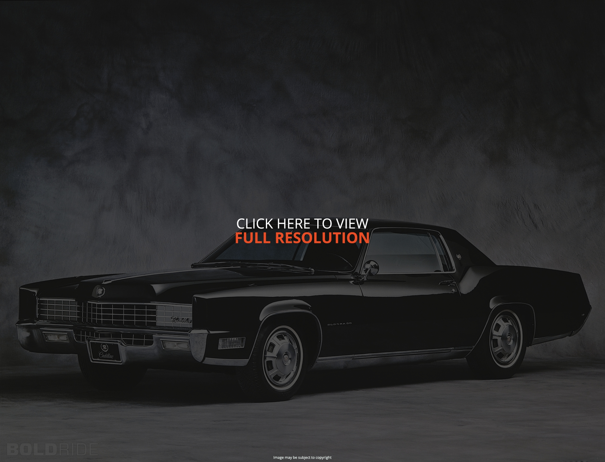 Pictures of cadillac eldorado #1