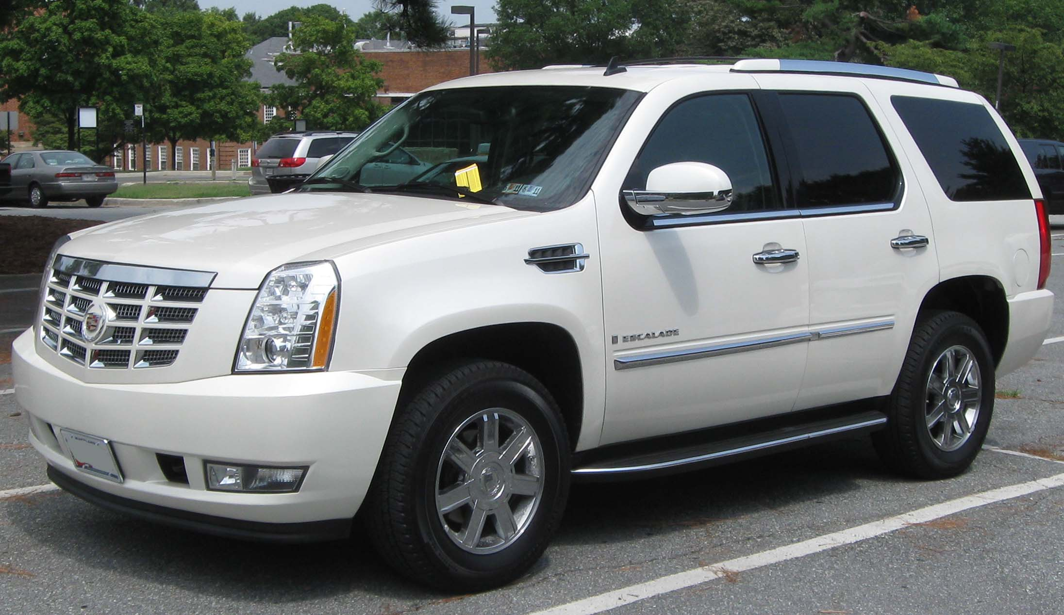Pictures of cadillac escalade #4
