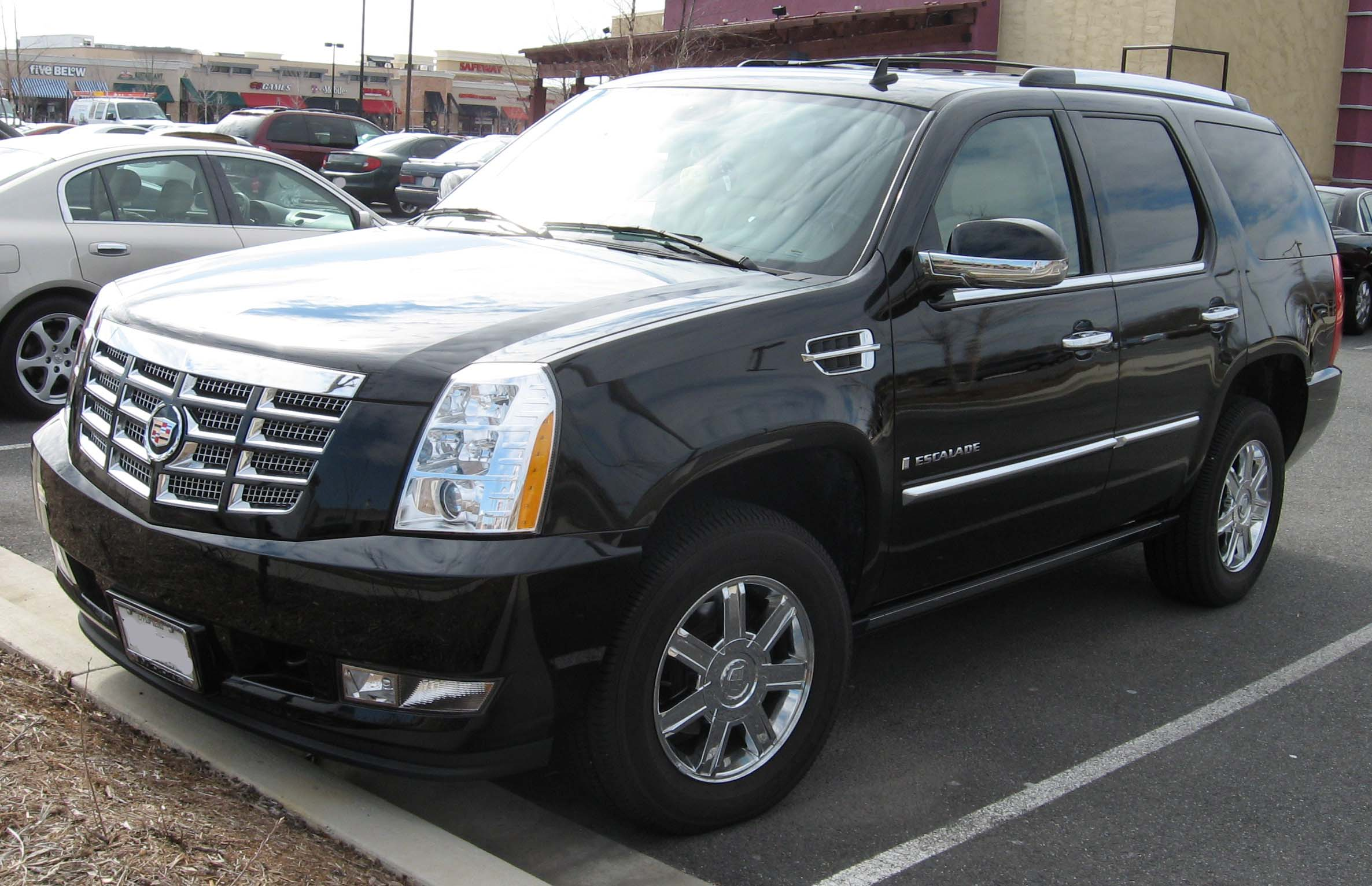 Pictures of cadillac escalade
