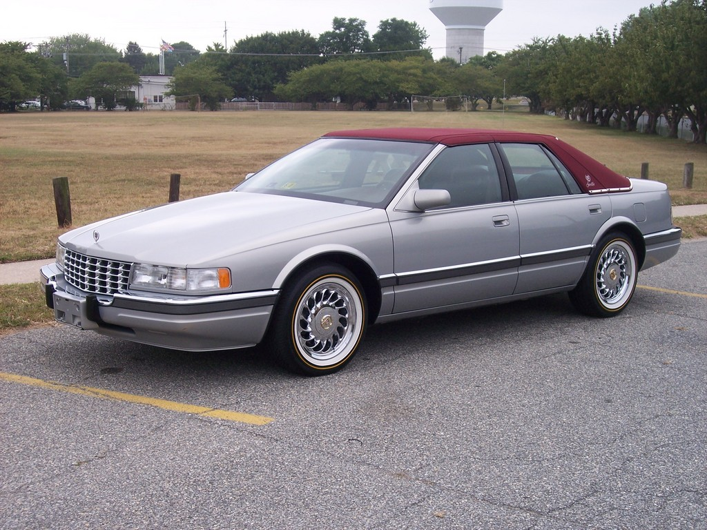 Pictures of cadillac seville #8