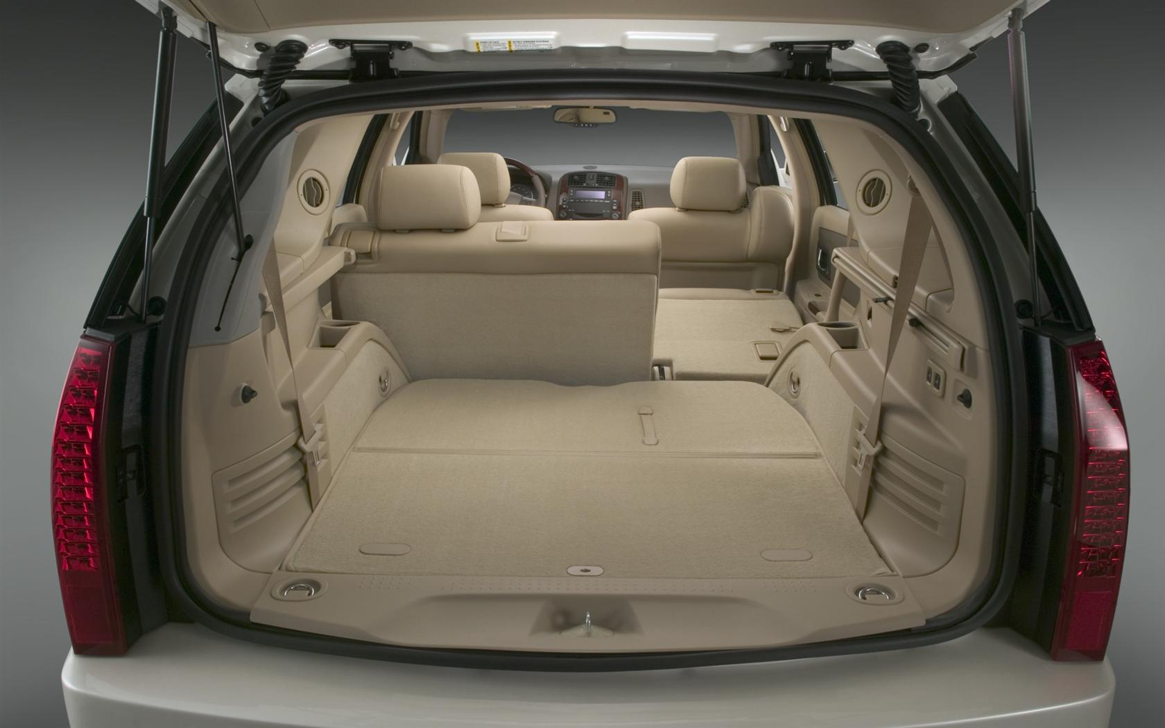 Pictures of cadillac srx 2006 #11
