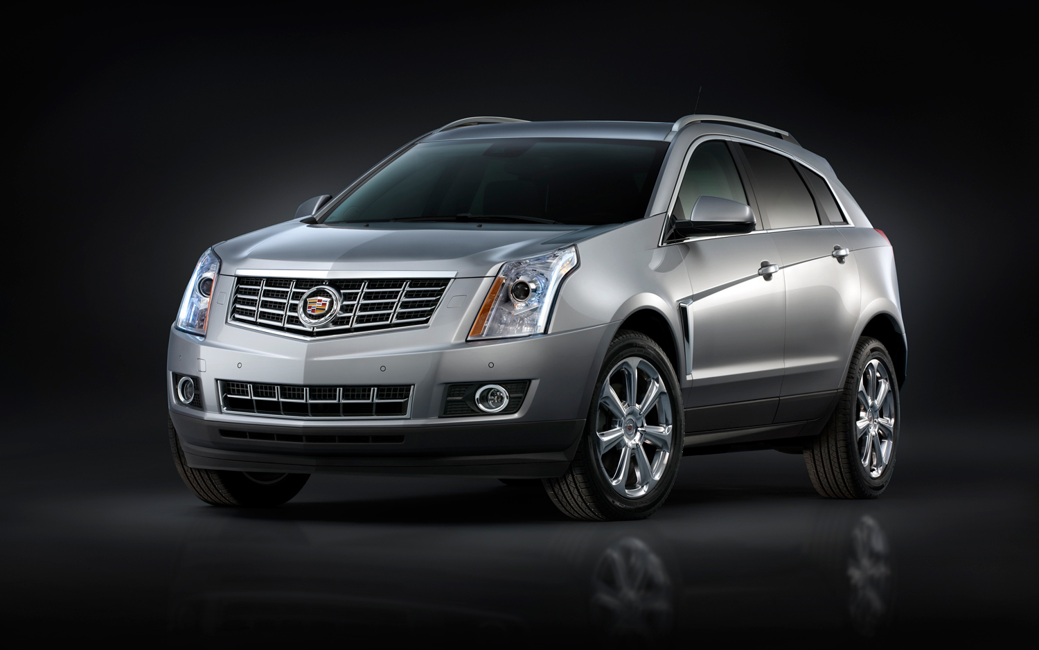 Pictures of cadillac srx ii 2013 #1