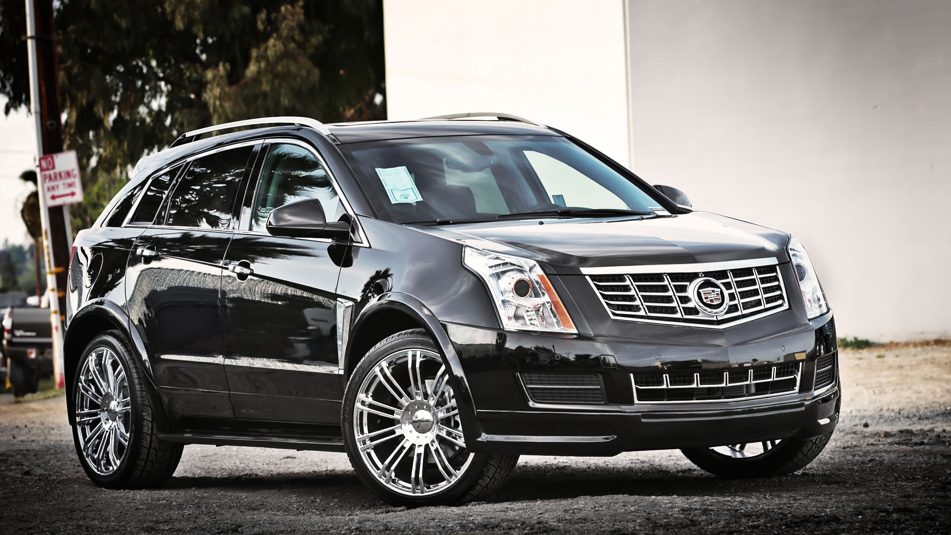 Pictures of cadillac srx ii 2013 #9