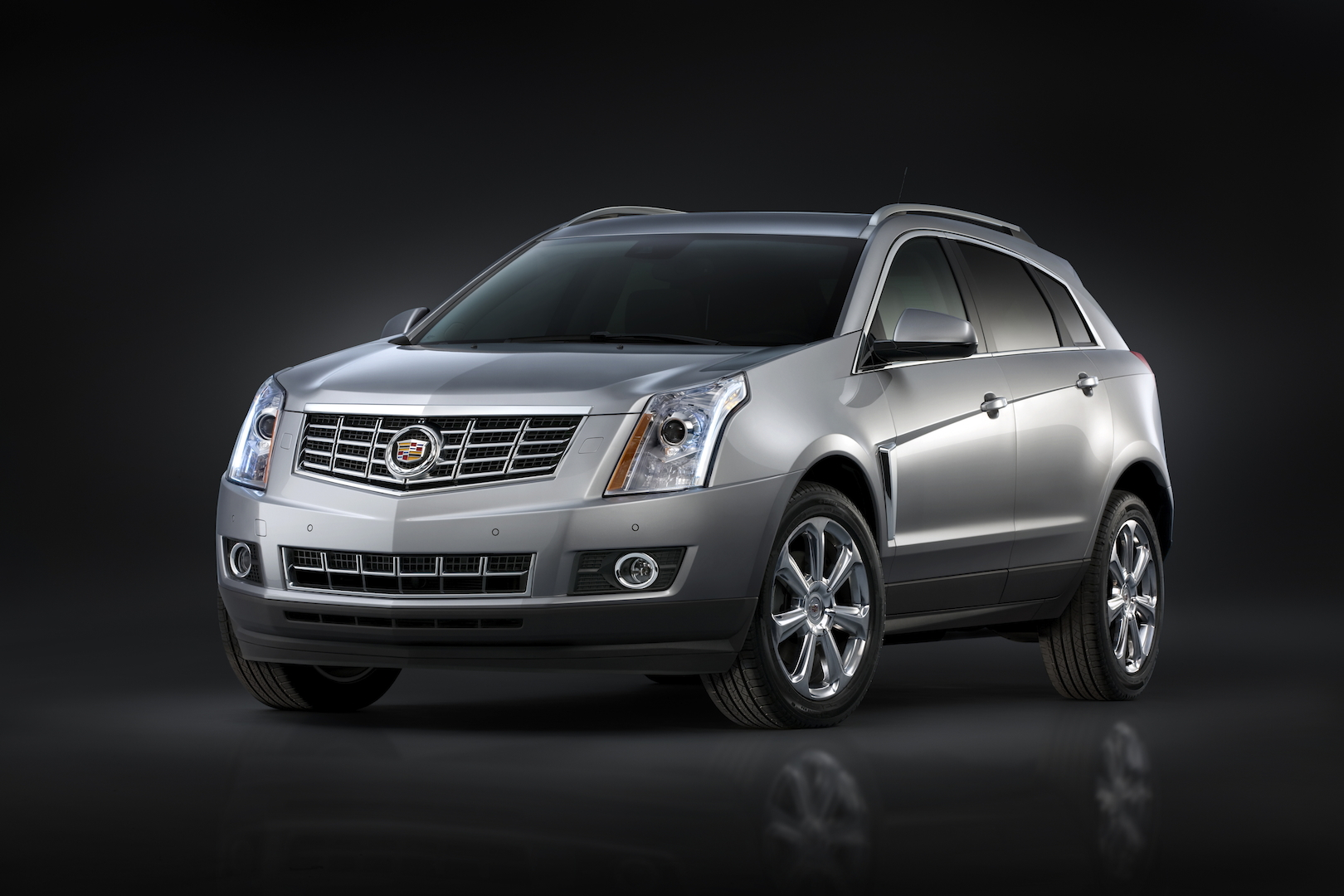 Pictures of cadillac srx ii 2015 #3