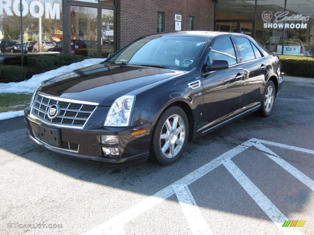 Pictures Of Cadillac Sts