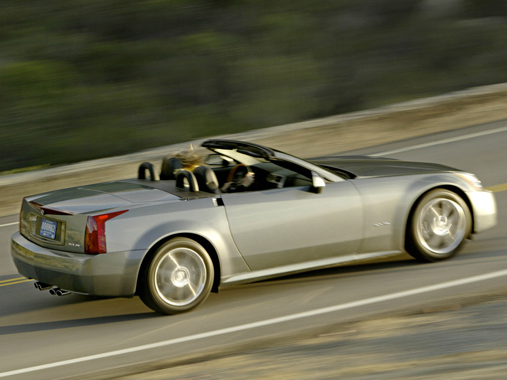 Pictures of cadillac xlr 2004 #1