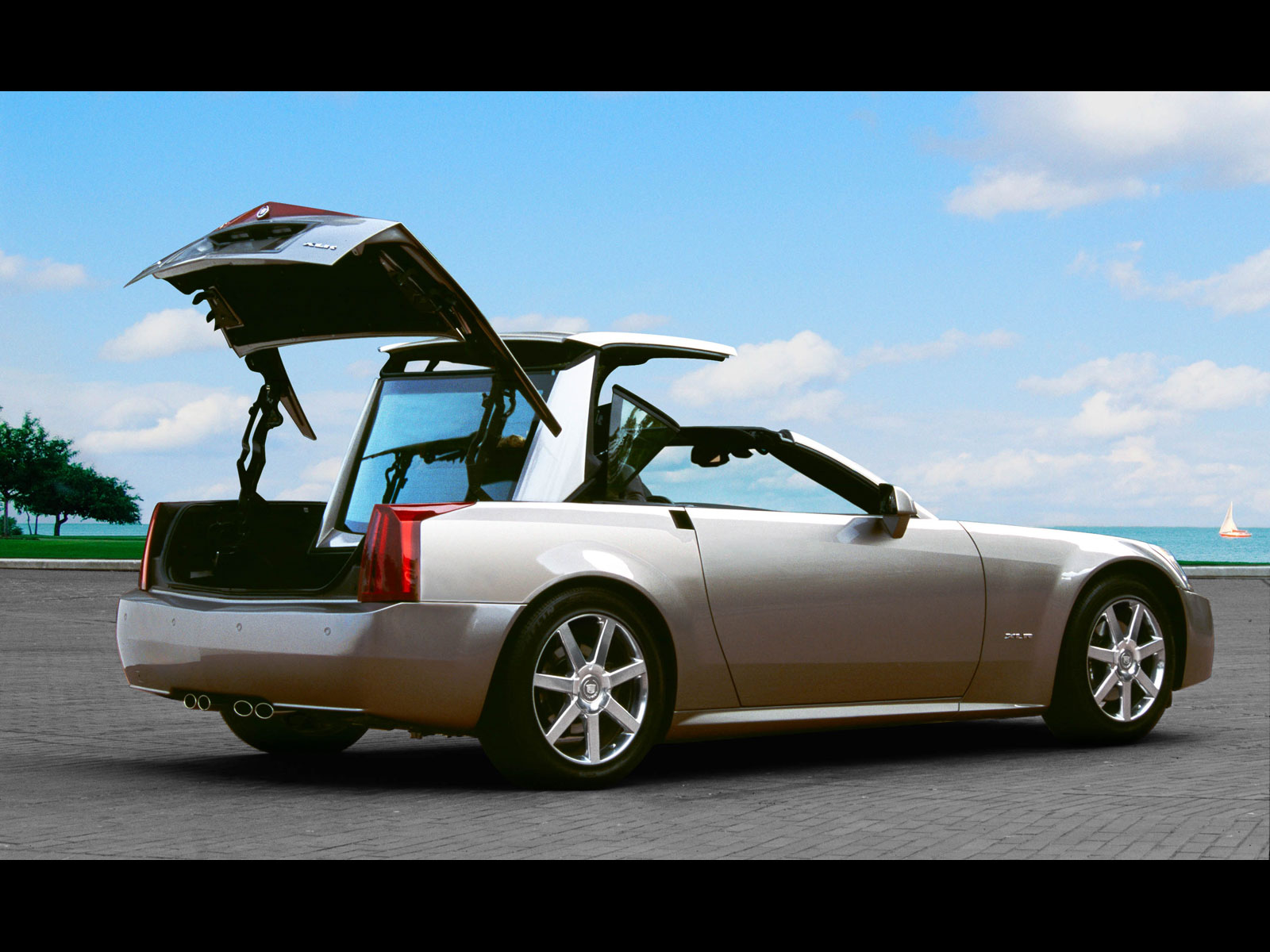 Pictures of cadillac xlr 2004 #9