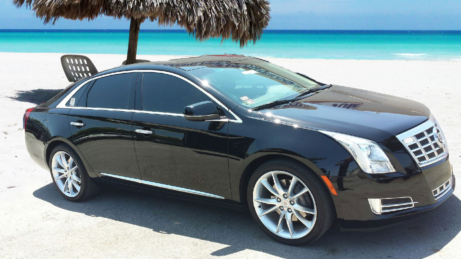 Pictures Of Cadillac Xts