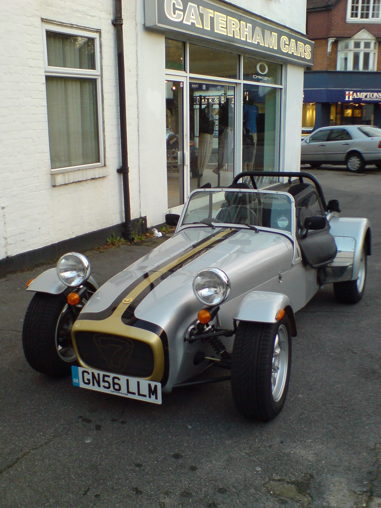 Pictures of caterham 21 2011