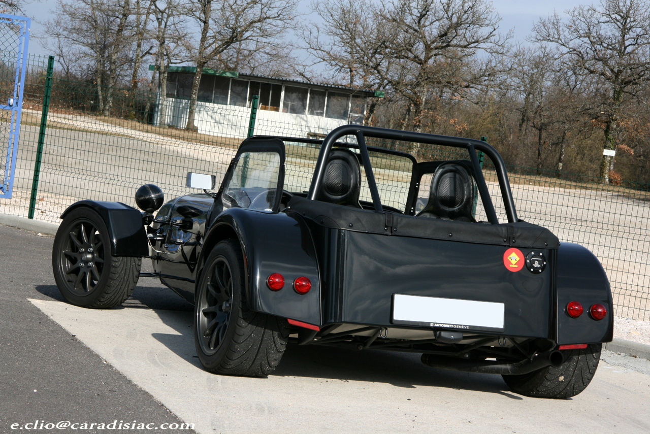 1992 caterham super seven pictures information and specs auto. Black Bedroom Furniture Sets. Home Design Ideas