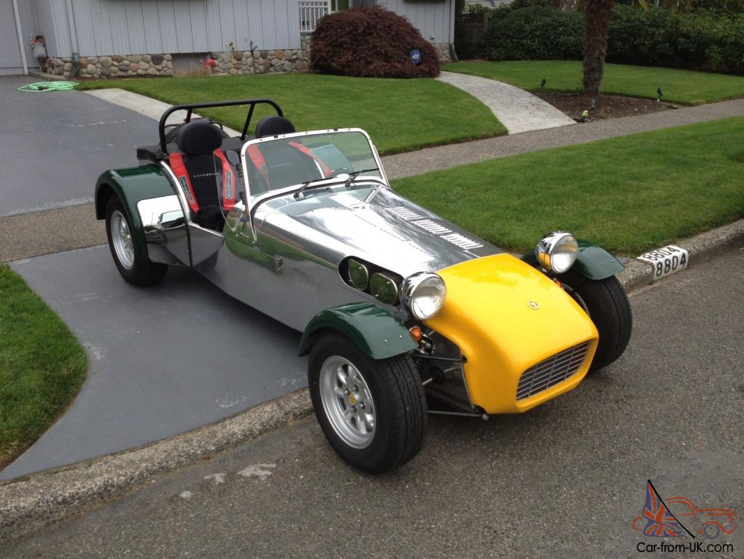 2001 caterham super seven pictures information and specs auto. Black Bedroom Furniture Sets. Home Design Ideas