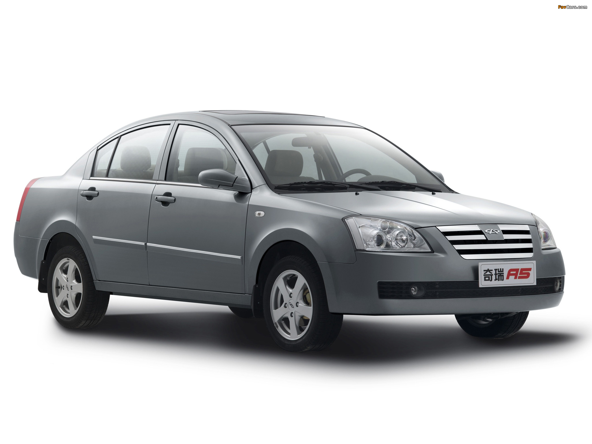 Pictures of chery a5 #2
