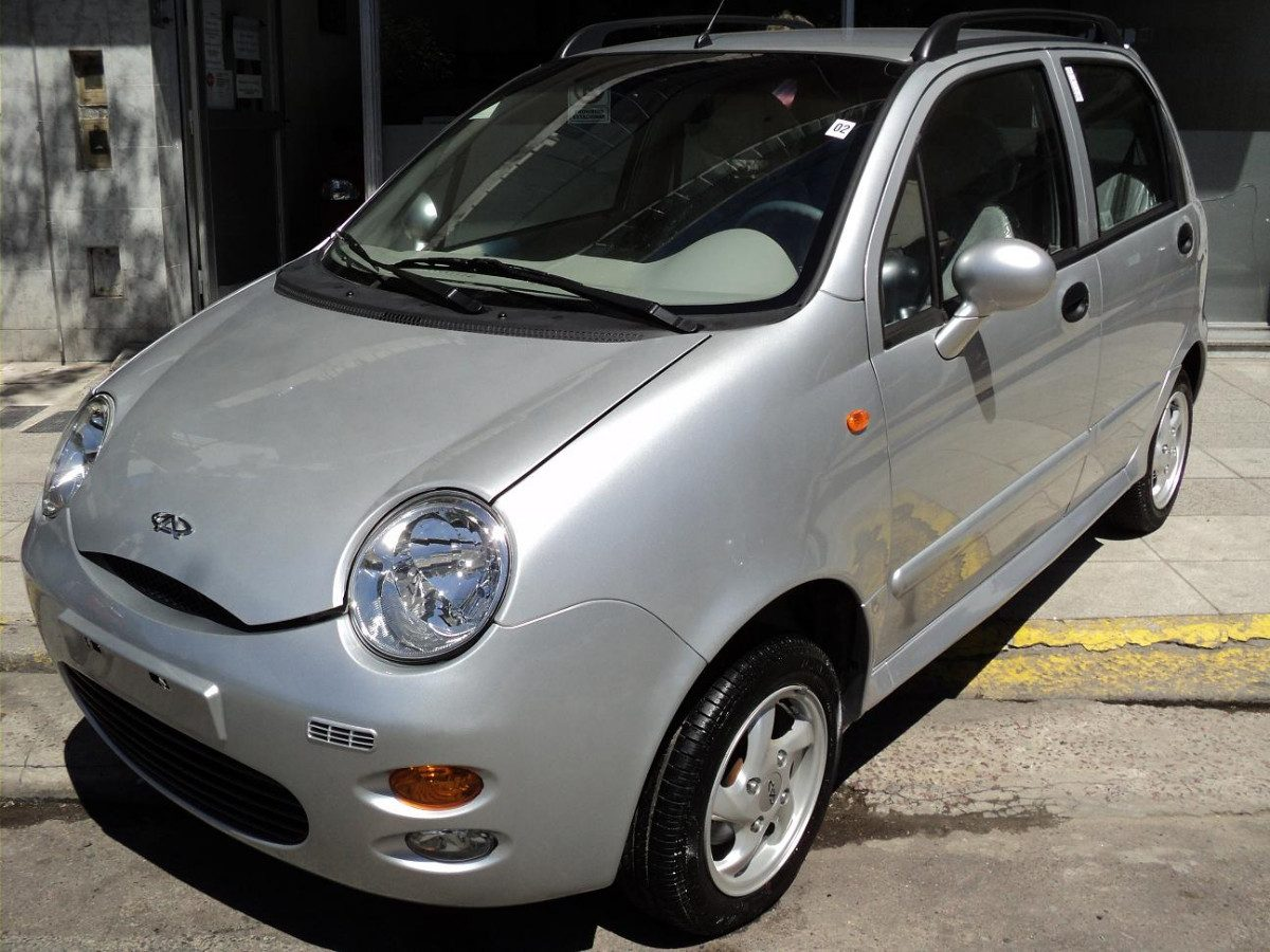 Pictures of chery qq 2004
