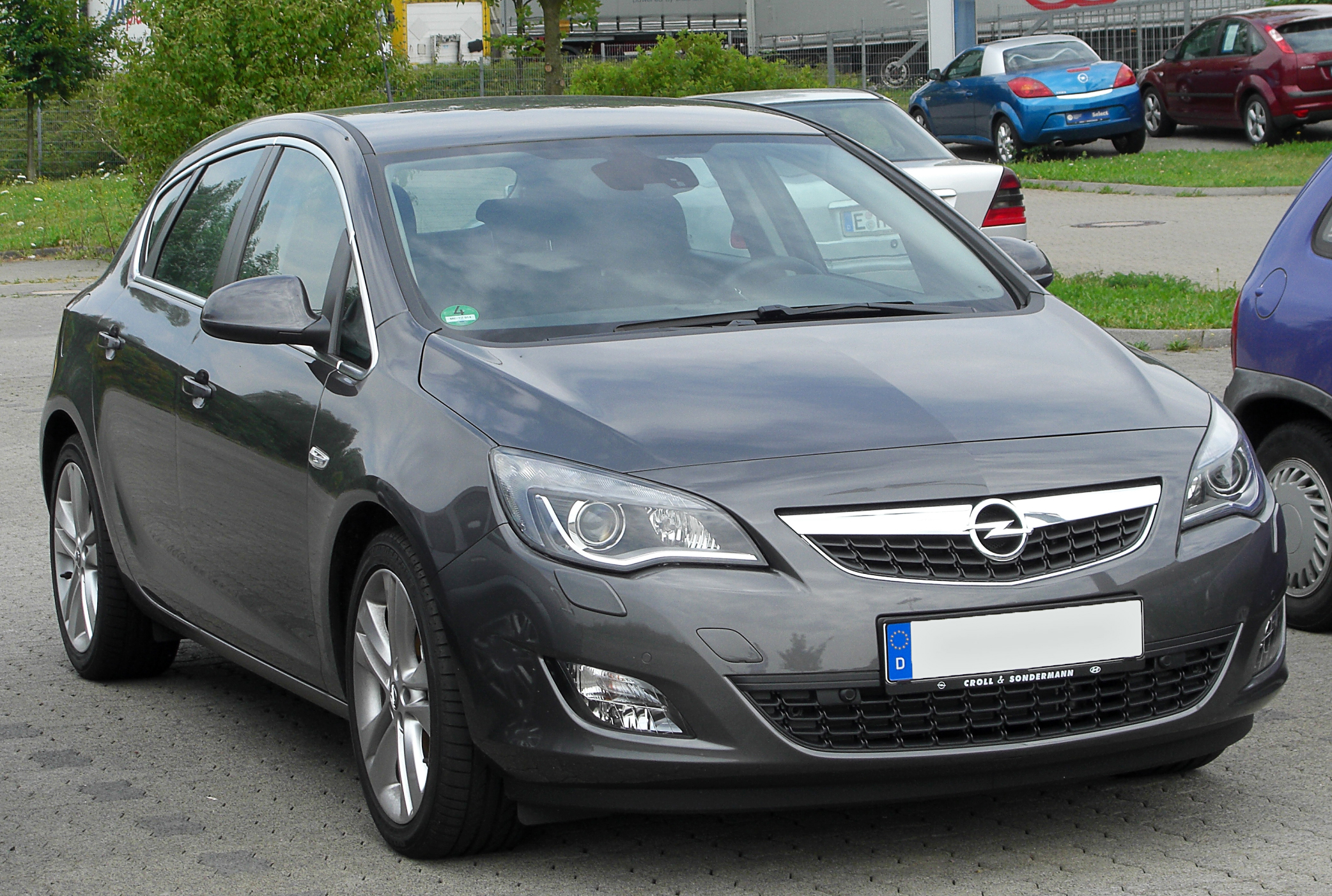 Pictures of chevrolet astra #11