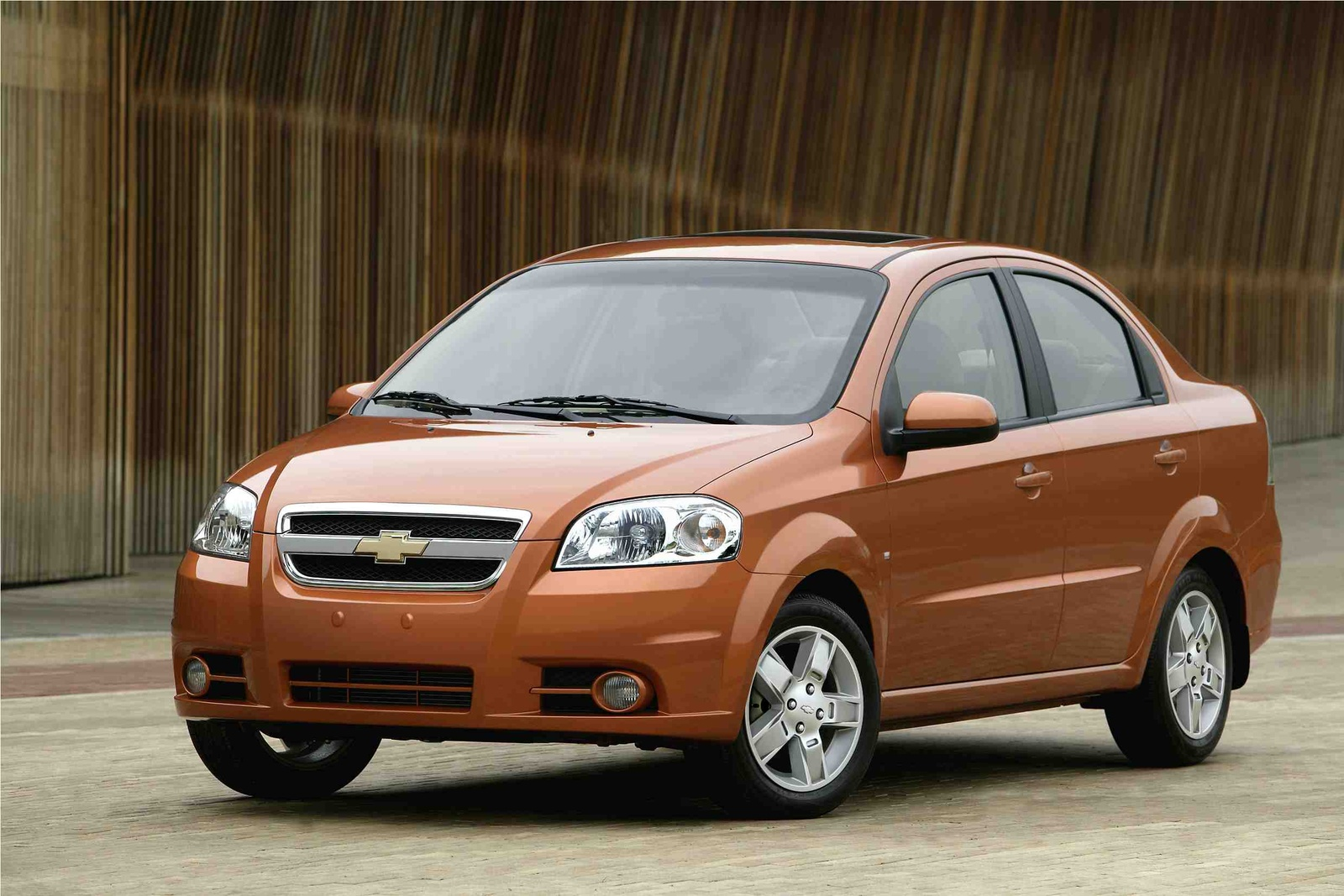 Pictures of chevrolet aveo 2010 #1