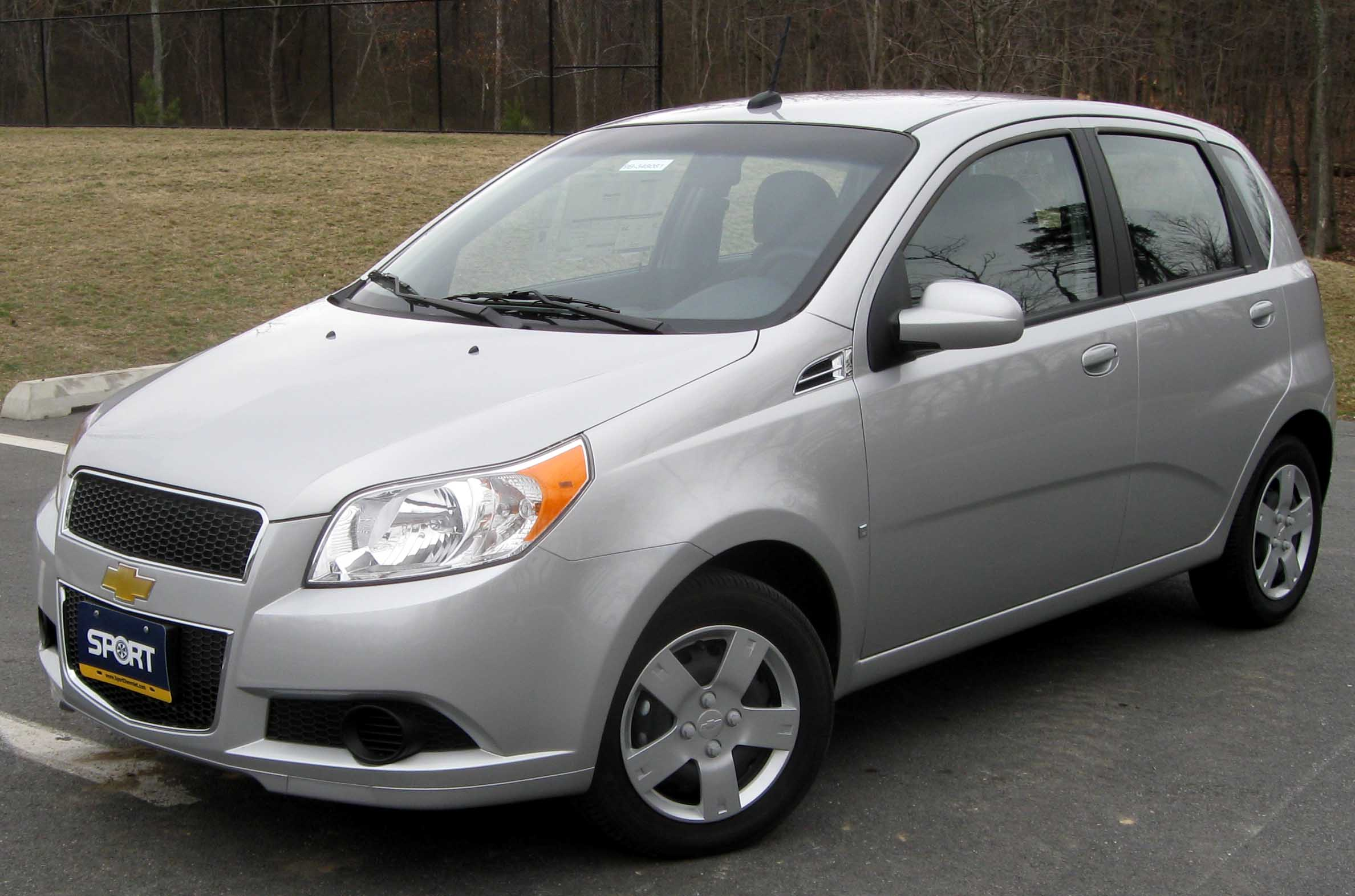 Pictures of chevrolet aveo #2