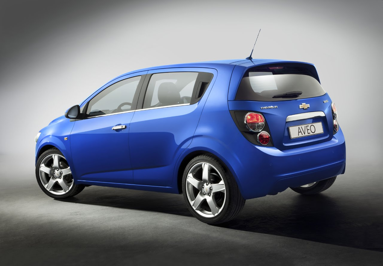 Pictures of chevrolet aveo #10