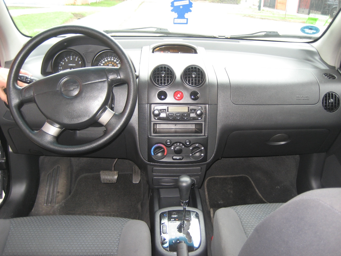 Chevrolet chevrolet 2006 aveo : 2006 Chevrolet Aveo sedan – pictures, information and specs - Auto ...