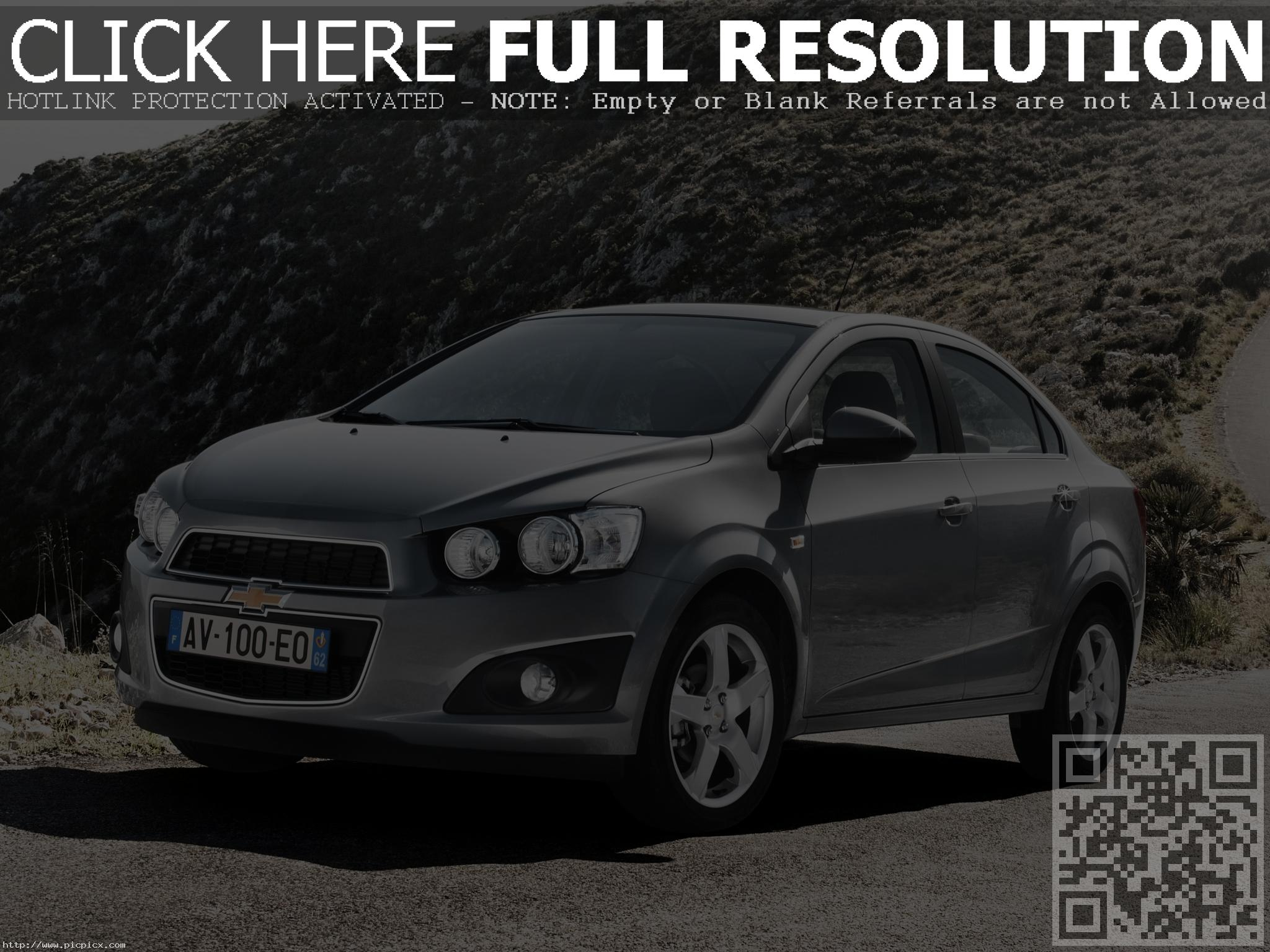 Pictures of chevrolet aveo sedan 2014 #2