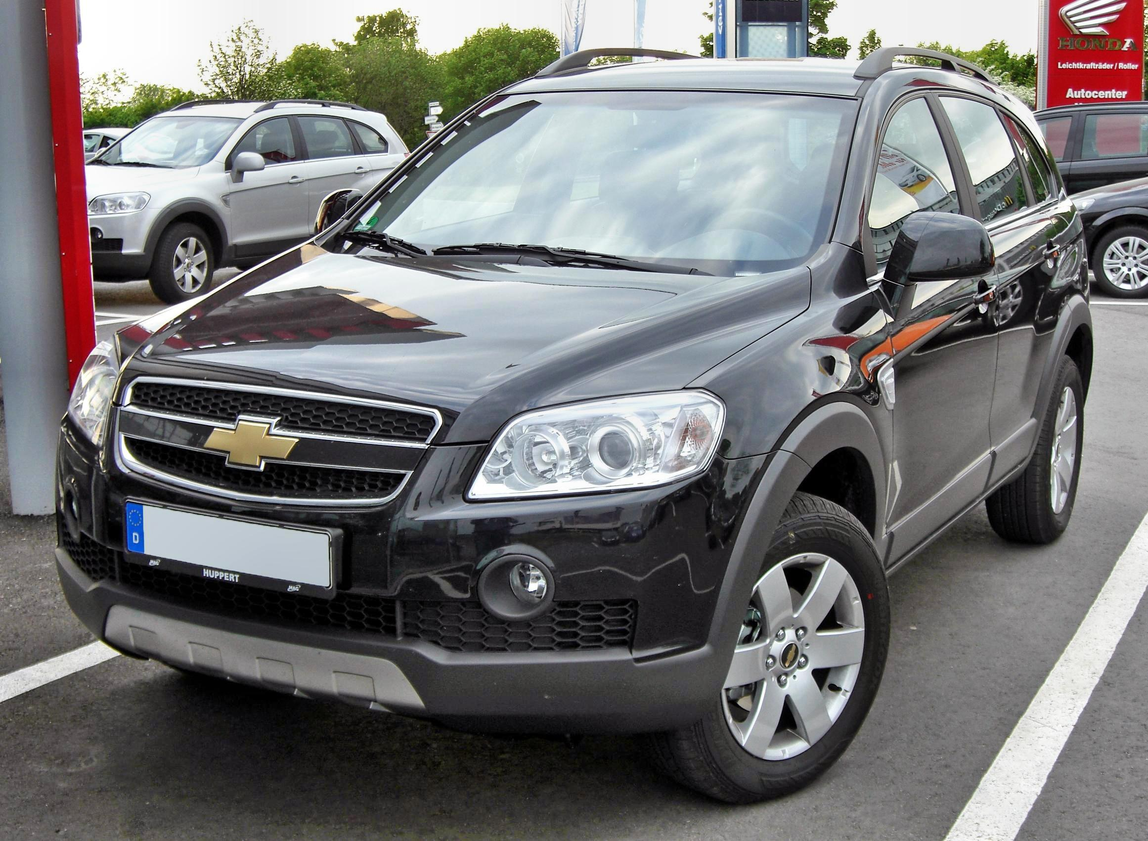 2009 Chevrolet Captiva   pictures, information and specs - Auto