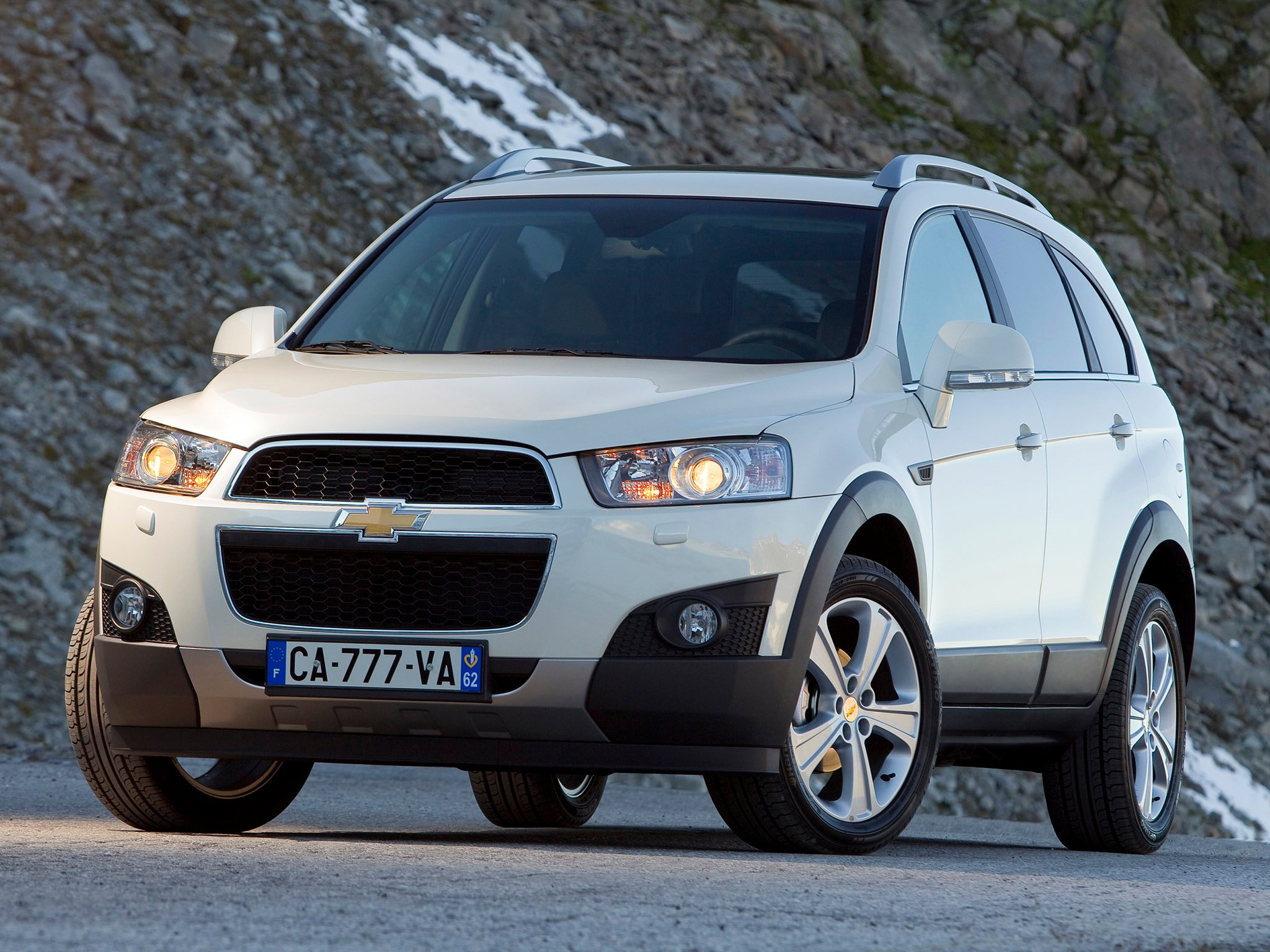 Pictures of chevrolet captiva 2010 #4
