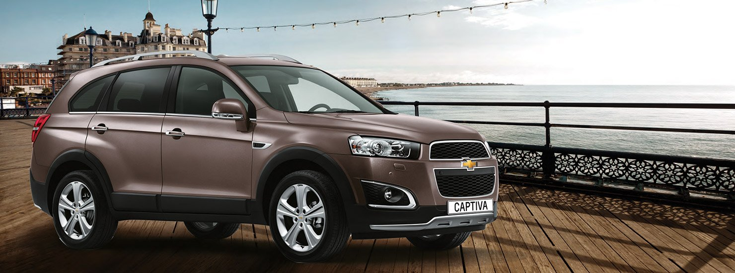 Pictures of chevrolet captiva 2015 #6