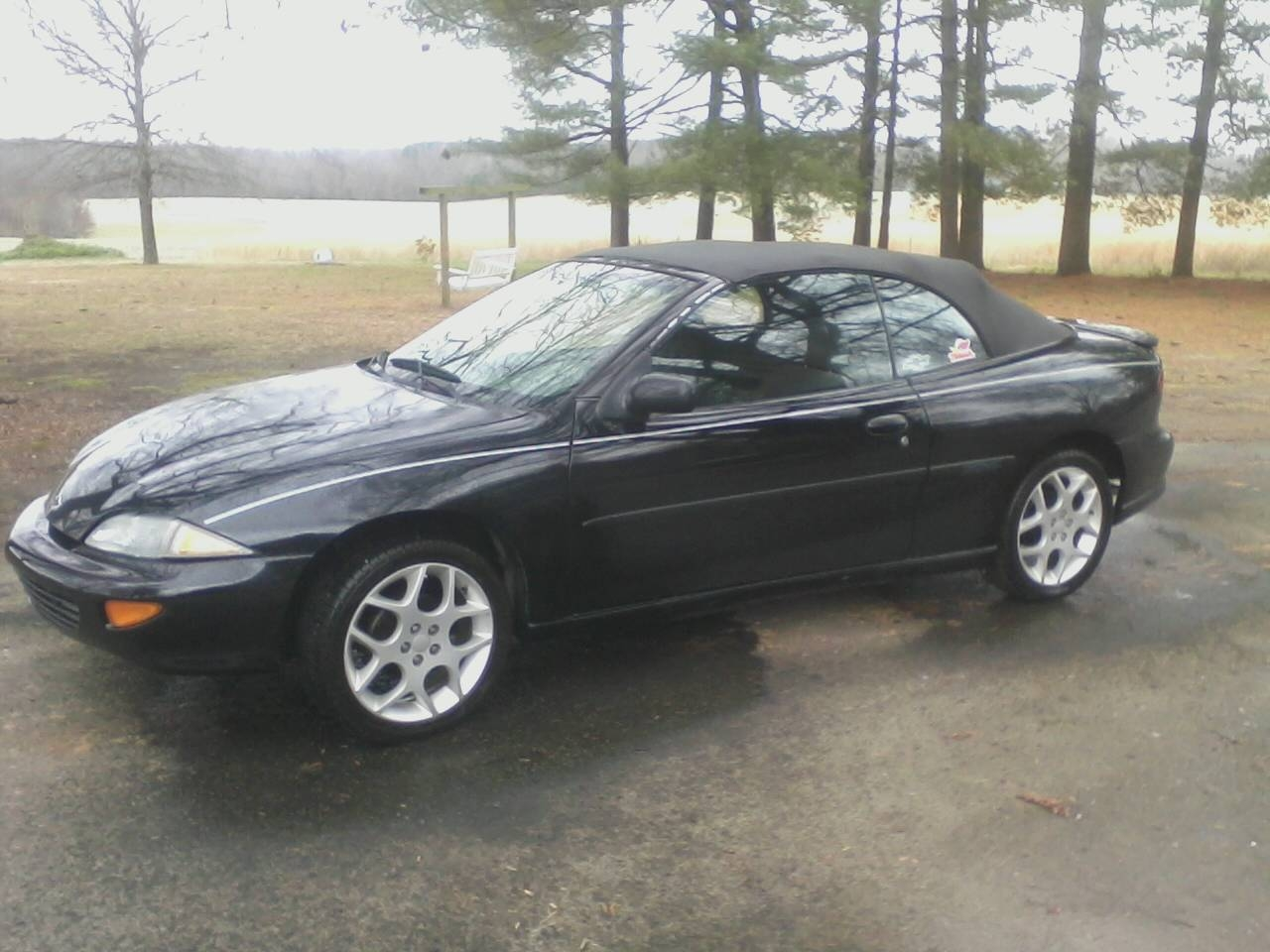 Cavalier chevy cavalier 97 : 1999 Chevrolet Cavalier convertible (j) – pictures, information ...