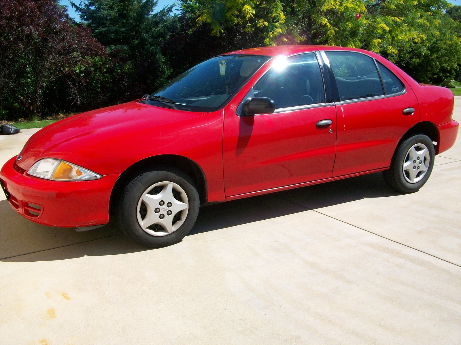 Pictures of chevrolet cavalier (j) 2001 #6