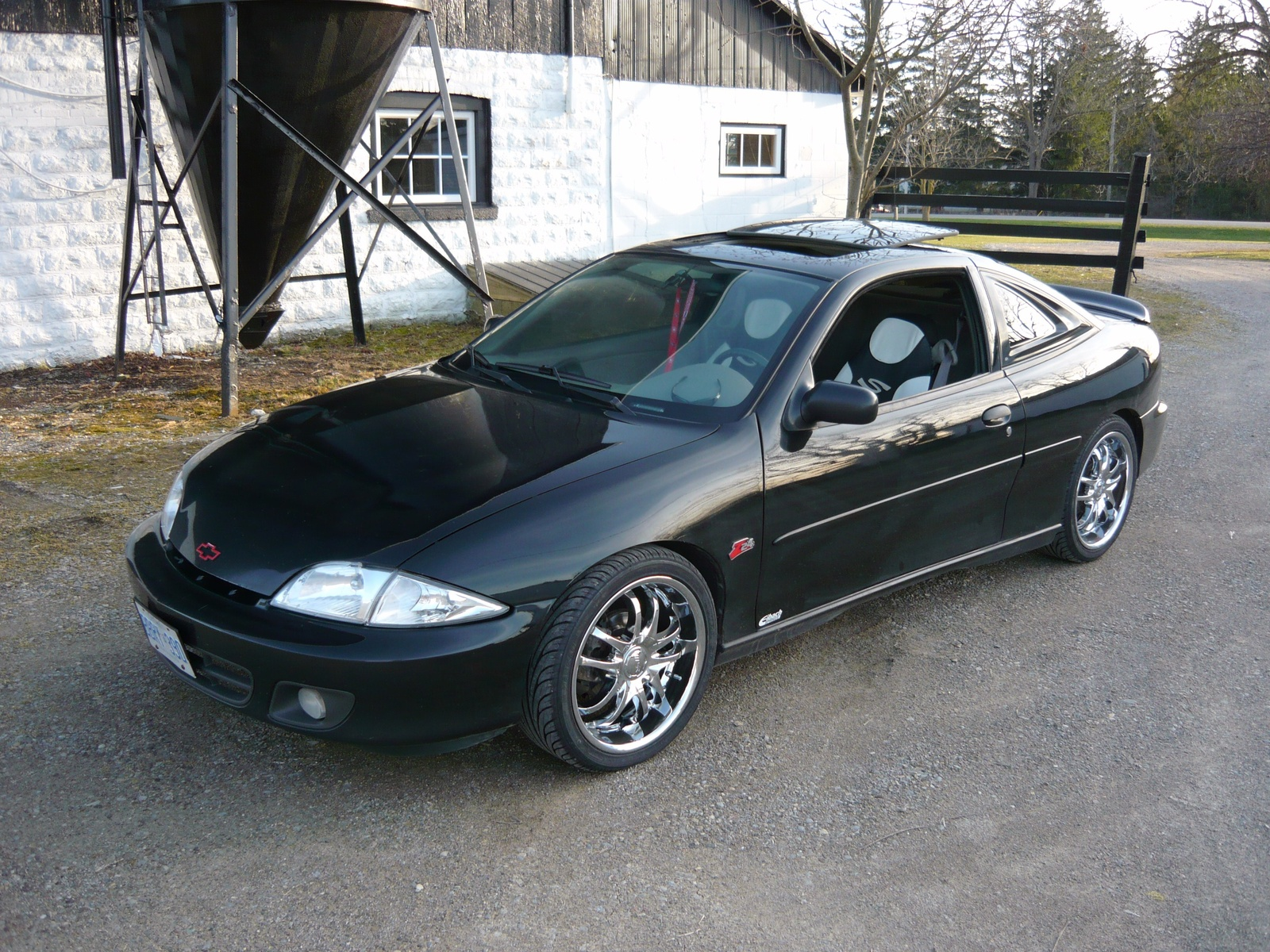 Pictures of chevrolet cavalier (j) 2001