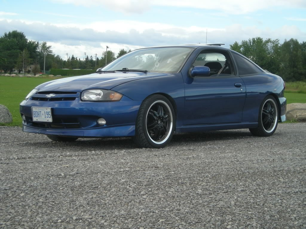 2003 Chevrolet Cavalier (j) – pictures, information and specs ...