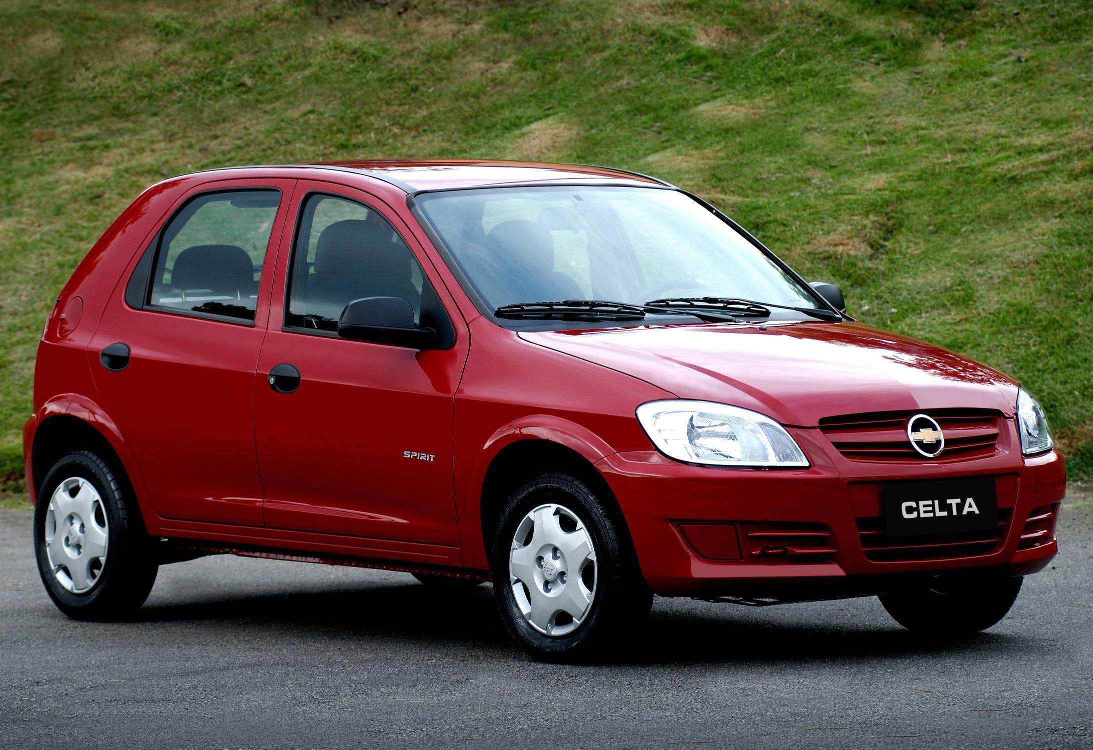 2004 Chevrolet Celta Pictures Information And Specs