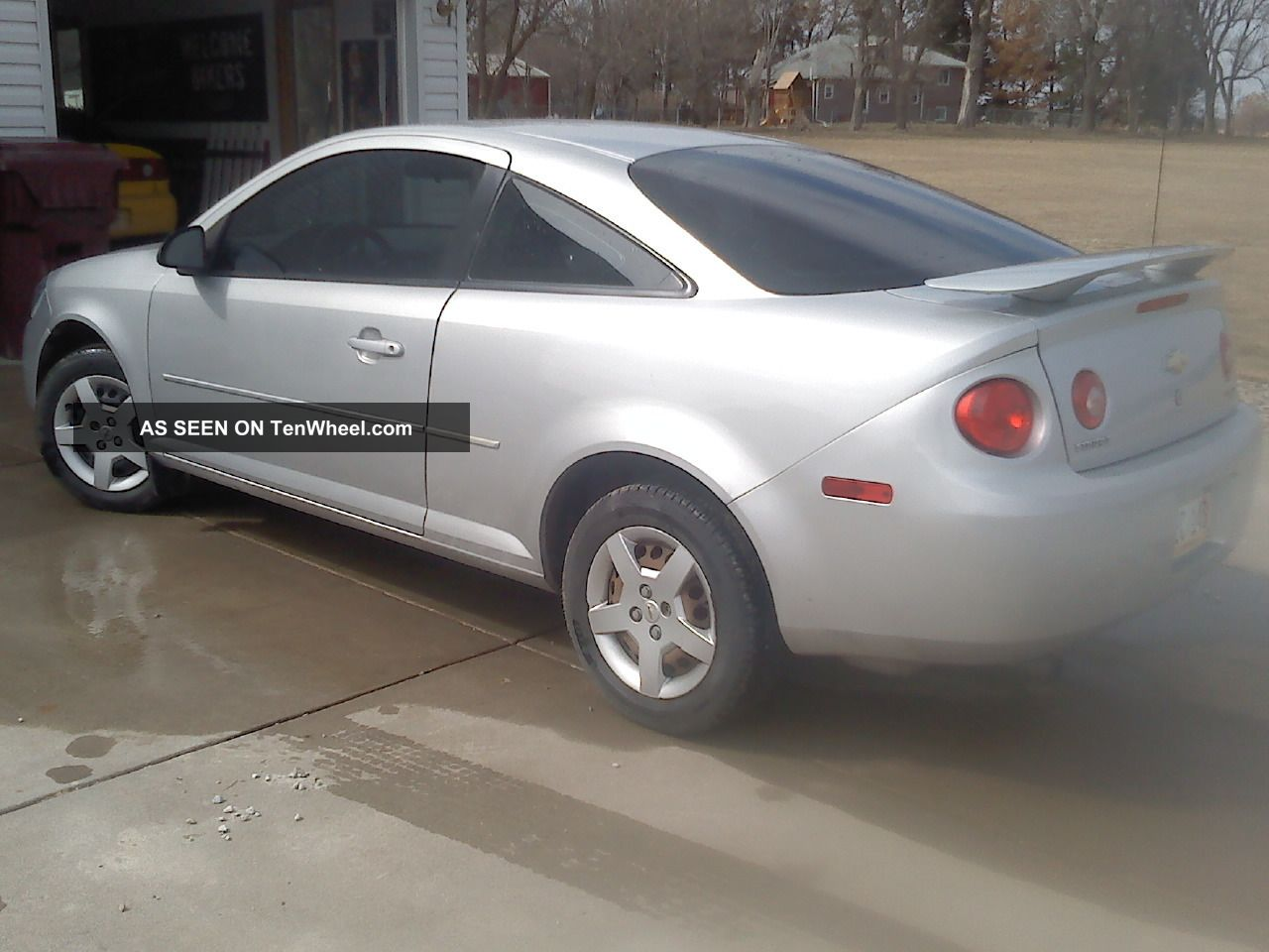 Cobalt 2006 chevy cobalt silver 2005 Chevrolet Cobalt coupe – pictures, information and specs ...