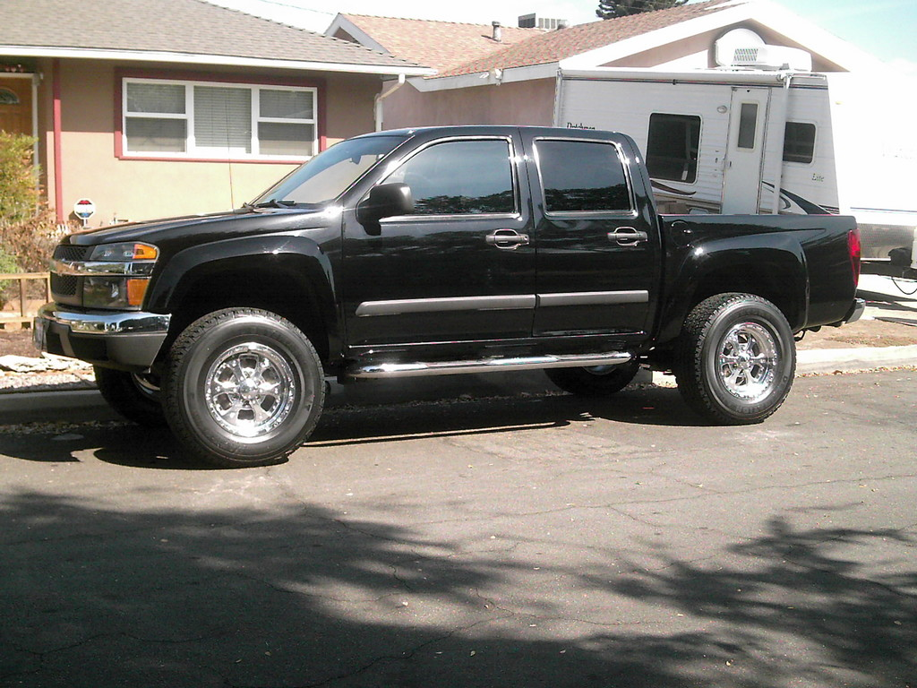 Pictures of chevrolet colorado 2004