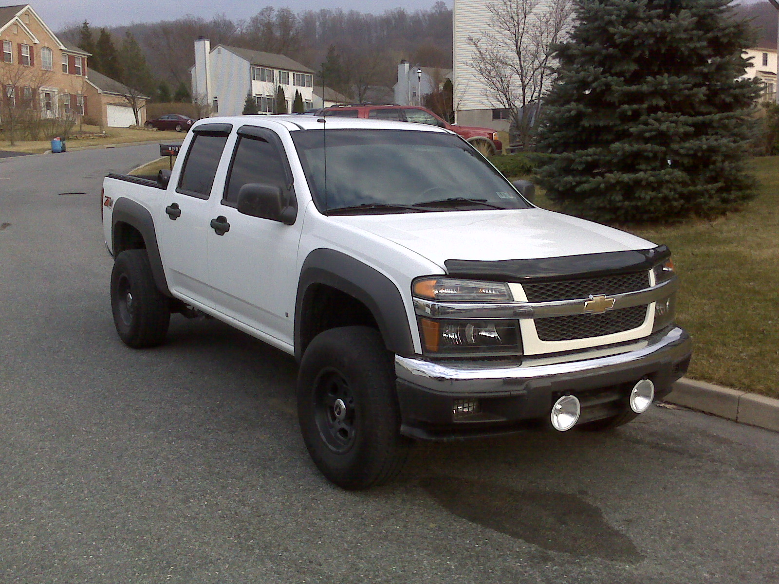 Pictures of chevrolet colorado 2007 #5