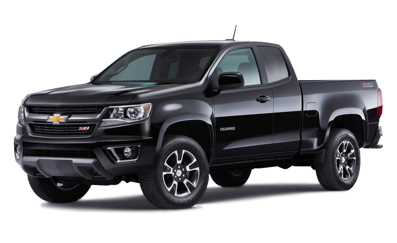 Pictures of chevrolet colorado #1