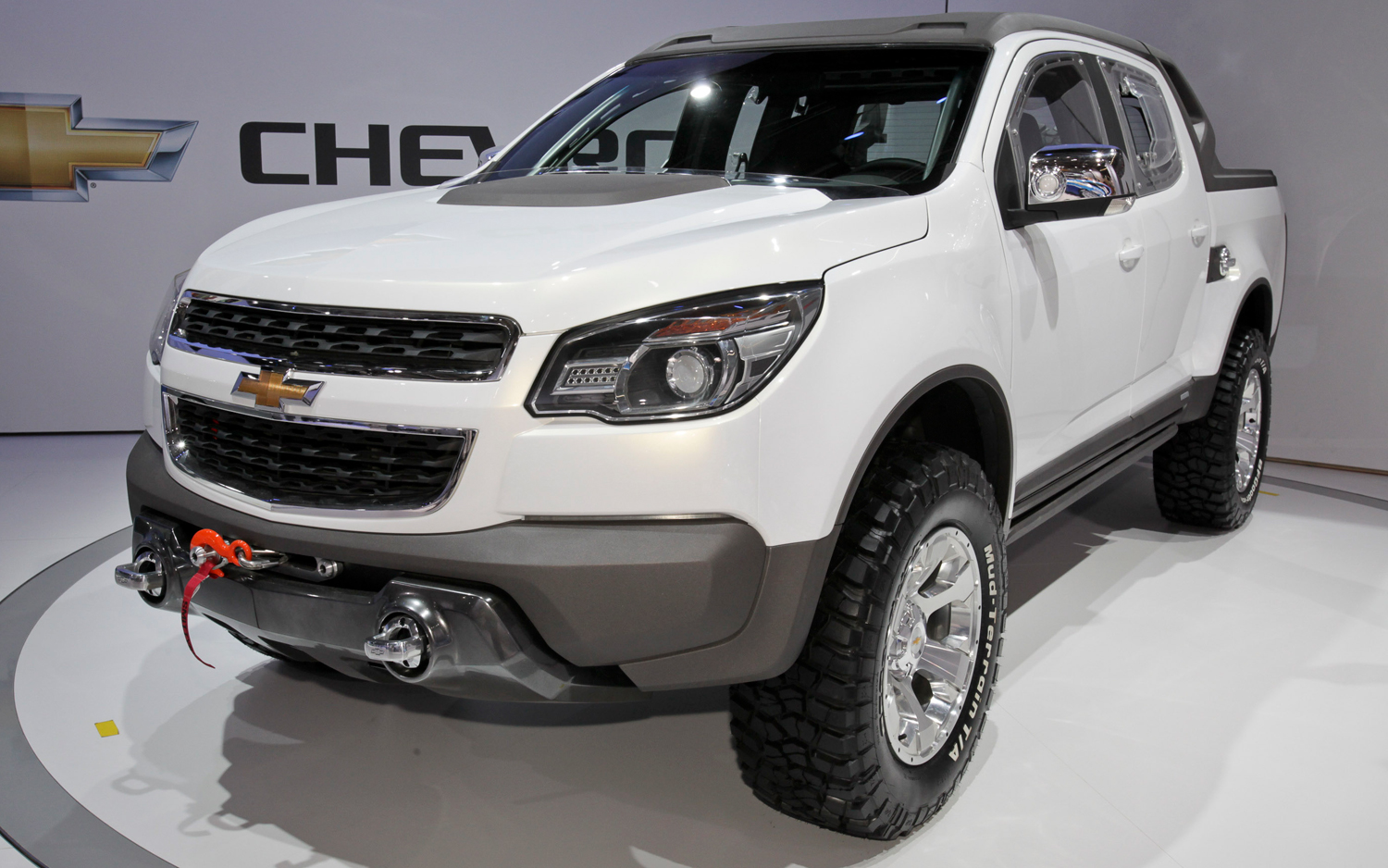 Pictures of chevrolet colorado