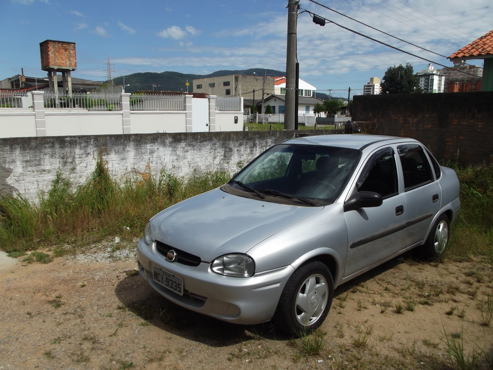 Pictures of chevrolet corsa sedan (gm 4200) 1998