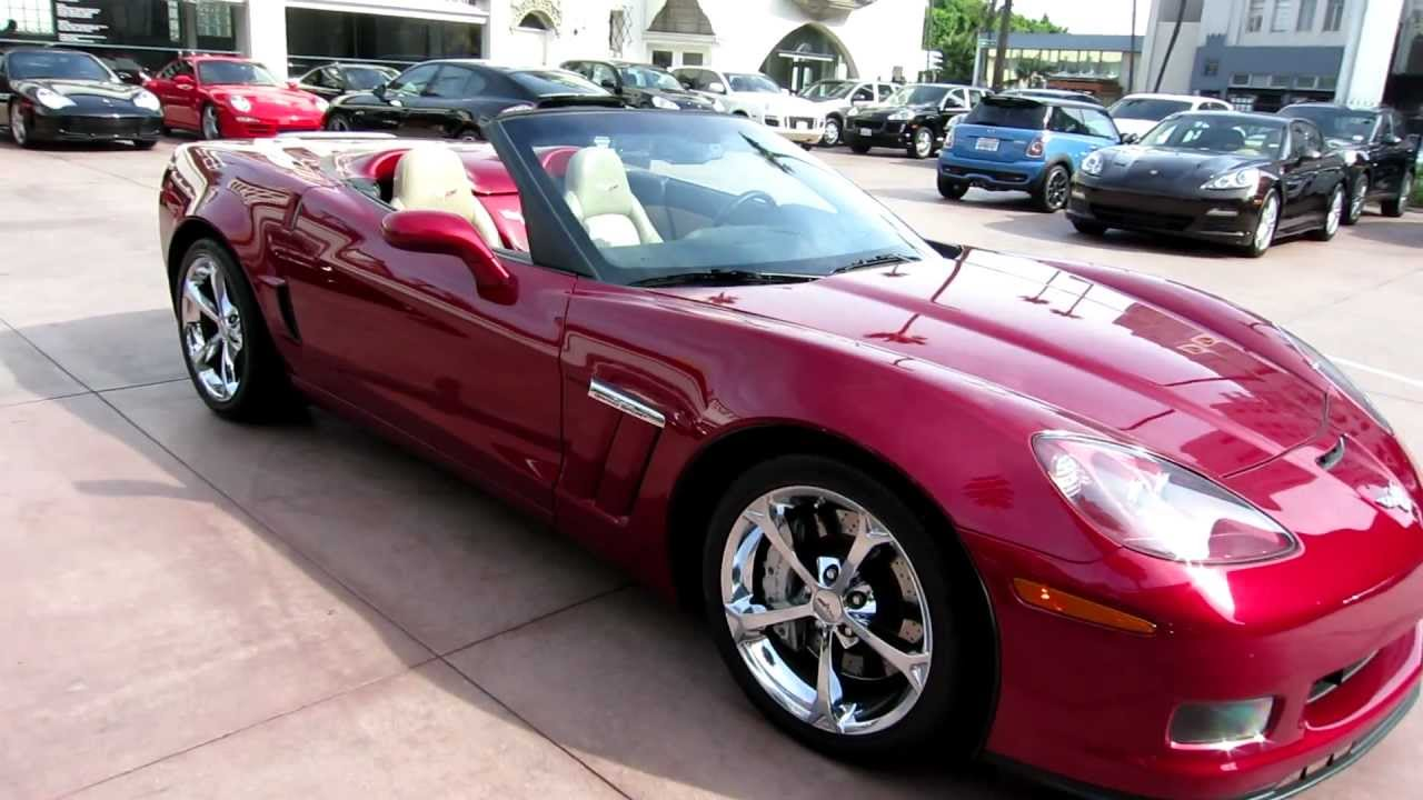 Pictures of chevrolet corvette c6 convertible 2010