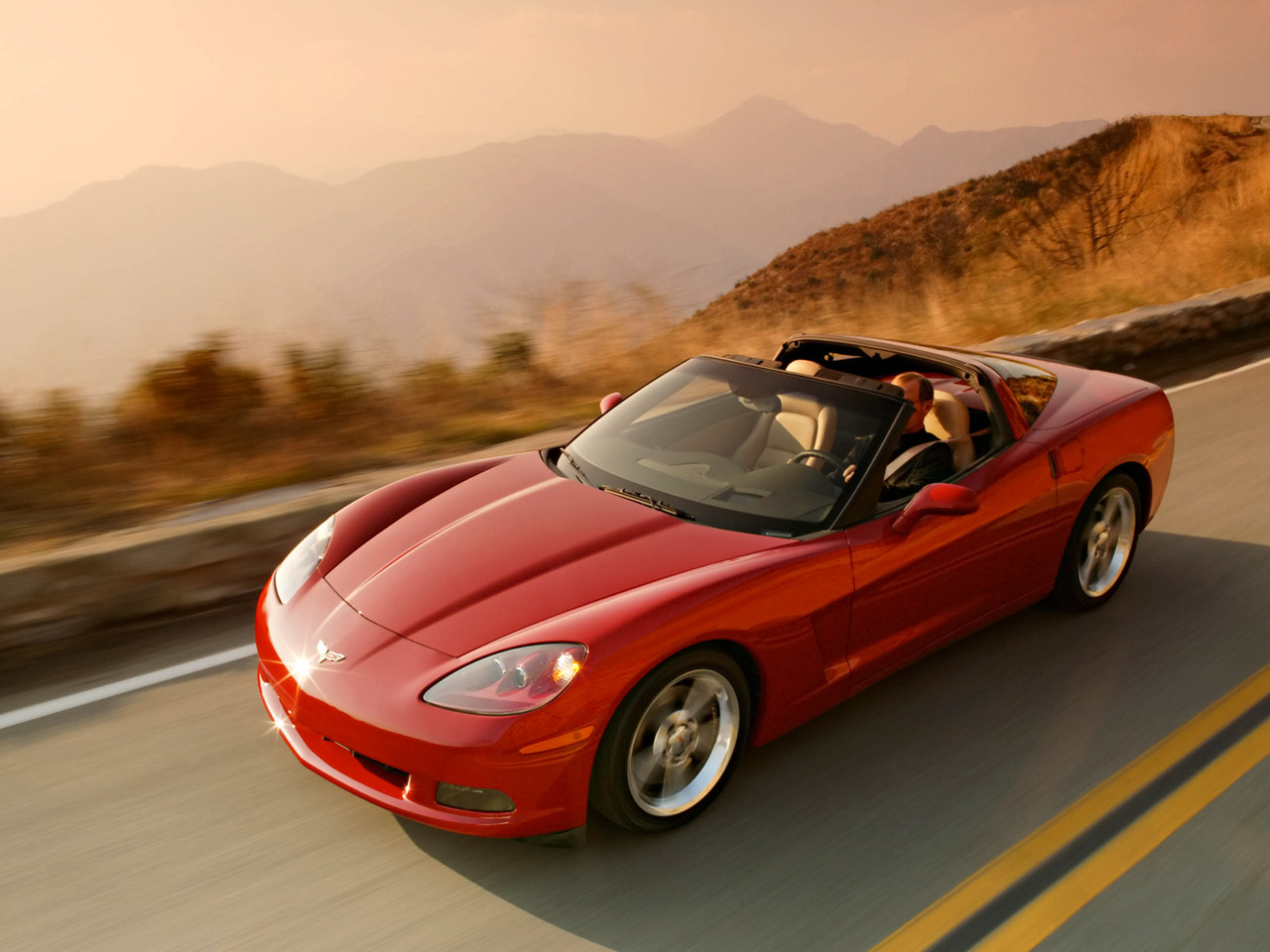 Pictures of chevrolet corvette c6 coupe 2009