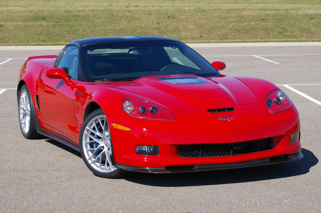 2009 Chevrolet Corvette C6 Zr1 Pictures Information And