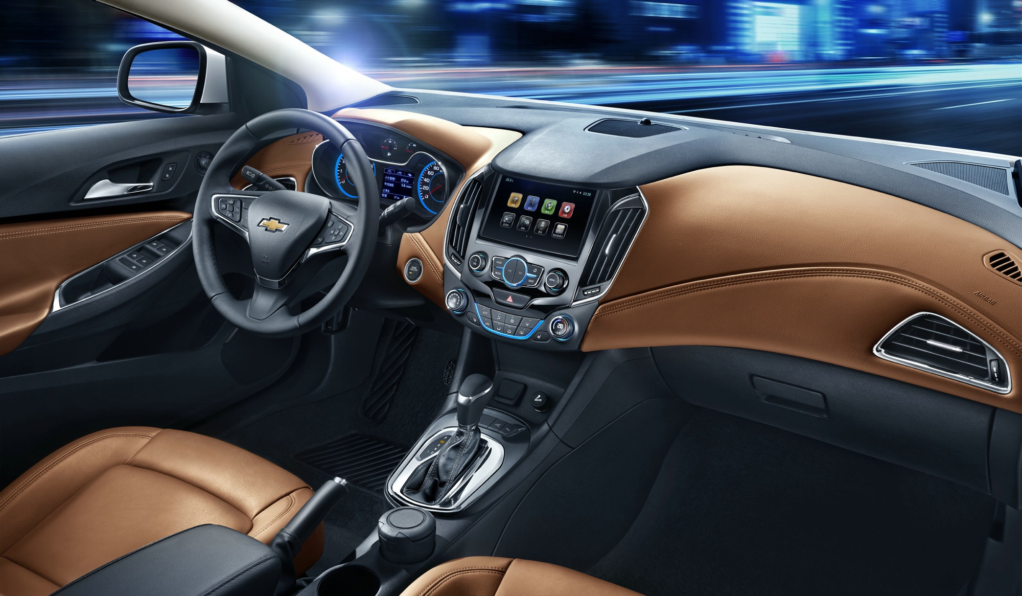 Pictures of chevrolet cruze