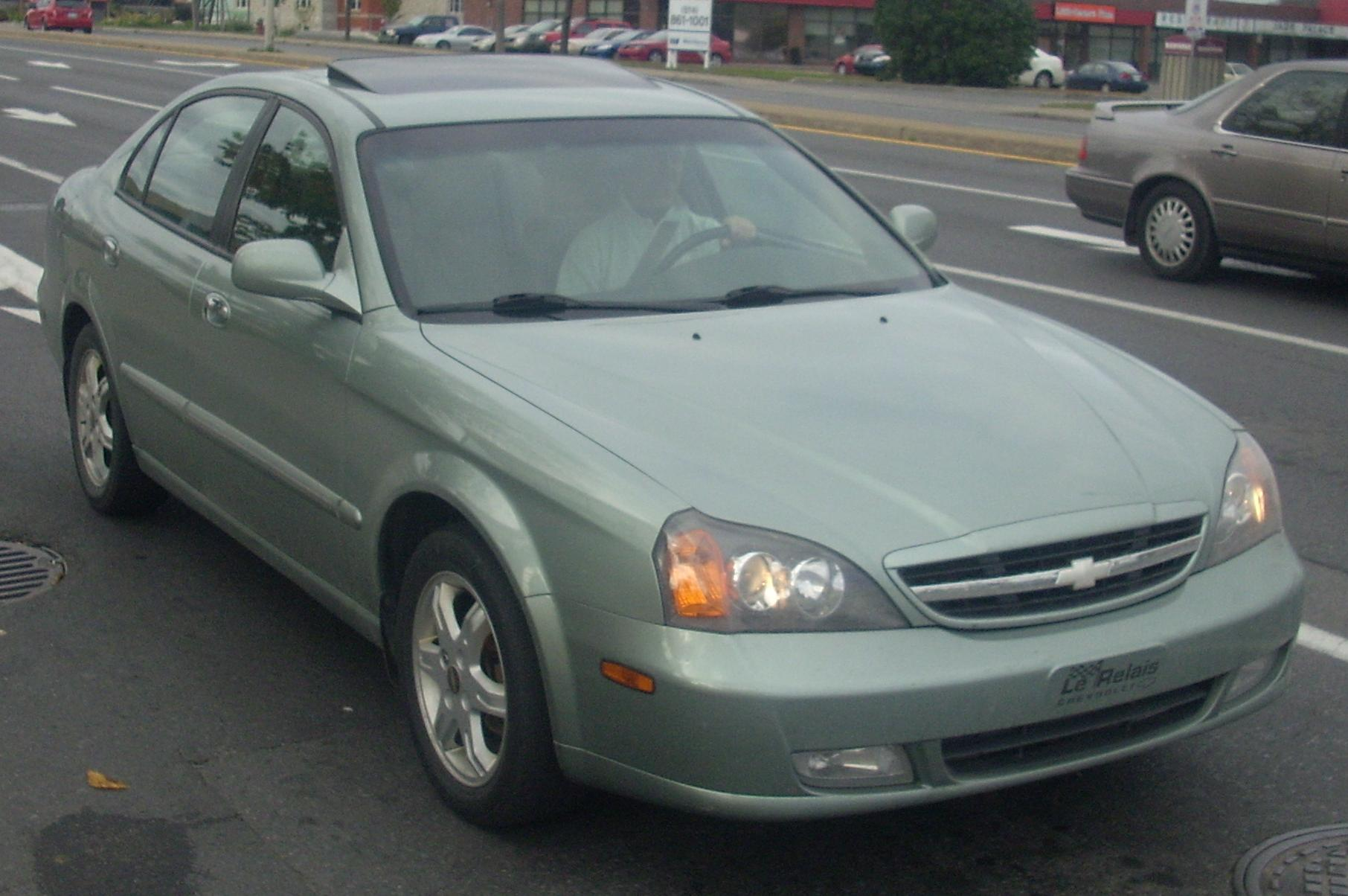 Pictures of chevrolet epica #10